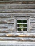 stary 2 okno Fotografia Royalty Free