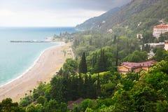 stary Abkhazia gagra Obrazy Stock