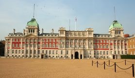 Stary admiralicja budynek, Londyn, Westminister Obrazy Royalty Free