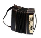 stary akordeon zdjęcie stock