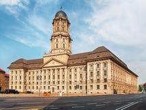 Stary Alted stadthaus budynek w Berlińskim Niemcy Obraz Royalty Free