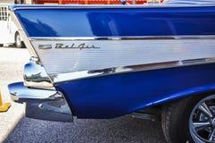 Stary amerykański samochód Zdjęcia Stock