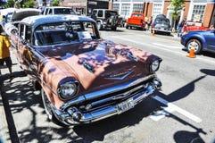 Stary amerykański samochód Fotografia Royalty Free