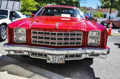 Stary amerykański samochód Zdjęcie Royalty Free