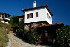 stary architektura grek Obrazy Stock