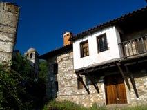 stary architektura grek Zdjęcie Stock