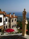 stary architektura grek Obraz Stock
