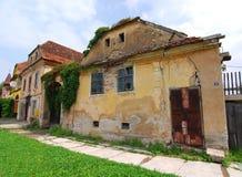 stary architektury prejmer Transylvania Obraz Royalty Free