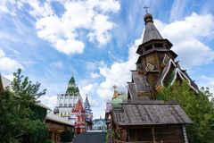 stary architektury rusek obrazy stock