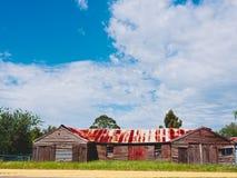stary australijski budynek zdjęcia stock