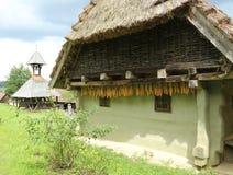Stary Austriacki dom wiejski Zdjęcie Stock