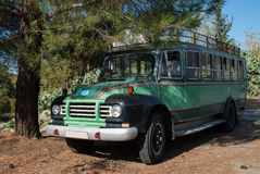 Stary autobus Fotografia Stock
