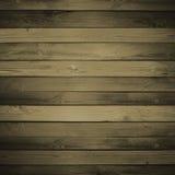 Stary błękitny drewniany tło Obrazy Royalty Free