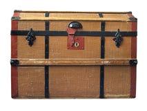 stary bagażnik Zdjęcie Stock