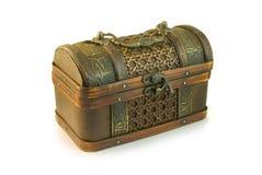 stary bagażnik Zdjęcia Royalty Free