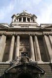 Stary Bailey w Londyn, Anglia Obrazy Stock