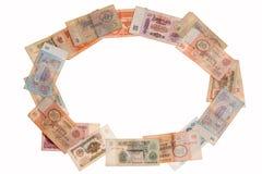 stary banknotu sowieci Zdjęcie Stock