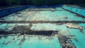Stary basen Obrazy Stock