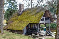 Stary bathhouse Fotografia Stock