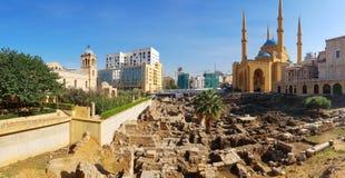 Stary Bejrut obrazy stock