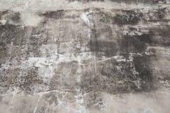 Stary betonowej ściany tło Zdjęcia Royalty Free