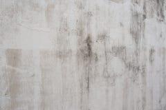 Stary betonowej ściany tło Obrazy Royalty Free