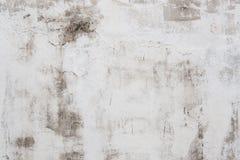 Stary betonowej ściany tło Obrazy Stock