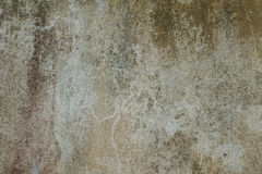 Stary betonowej ściany tekstury tło Obrazy Stock