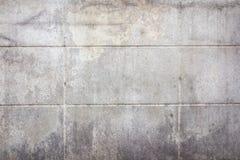 Stary betonowy blok ściany tło Obrazy Royalty Free