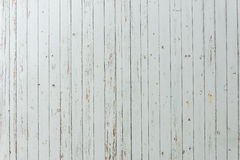 Stary biały drewno Obraz Stock