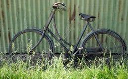 stary bicicyle obraz stock