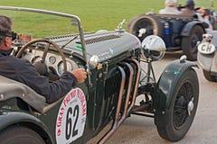Stary bieżny samochód Zdjęcia Stock