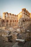 Stary Bizantyjski kościół w Nessebar, Bułgaria UNESCO Zdjęcia Royalty Free
