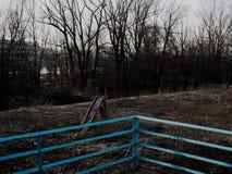 stary boisko Zdjęcia Stock