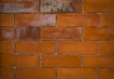 Stary brickwall tło Fotografia Stock