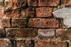 Stary Brickwork Obrazy Royalty Free