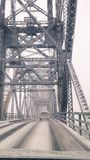 Stary Bristol most Zdjęcia Stock
