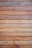 Stary brown drewniany tło Zdjęcie Royalty Free
