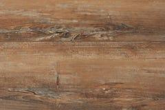 Stary brown nieociosany drewniany tło, drewniana powierzchnia z kopii przestrzenią Deska, tekstura Zdjęcie Stock