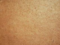 Stary brown papier zdjęcie stock