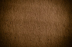 Stary brown papieru tło Obraz Stock