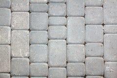 stary brukowy mały kamieni ulicy miasteczko Obraz Royalty Free