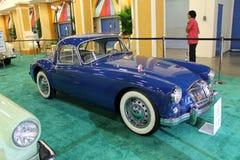 Stary brytyjski sportscar Obrazy Royalty Free