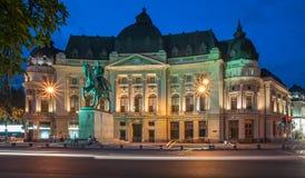 stary Bucharest budynek Zdjęcia Royalty Free
