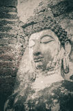 Stary Buddha Fotografia Stock