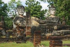 Stary Buddha Zdjęcia Royalty Free