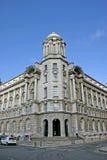 stary budynek liverpoolu. fotografia stock