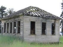 Stary budynek w dolinie Fotografia Royalty Free