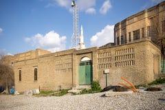 Stary budynek w Irak fotografia stock