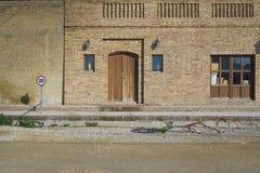 Stary budynek w Irak zdjęcia stock